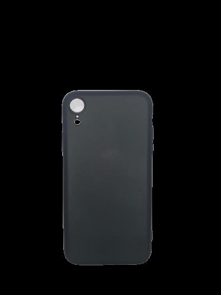 Capa Emborrachada IPhone XR Preta Pmcell SC-IXR-PR
