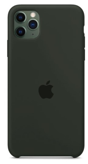 Capa Original Silicone Case IPhone 11 Pro Max Grafite SC-11PROMAX-GR