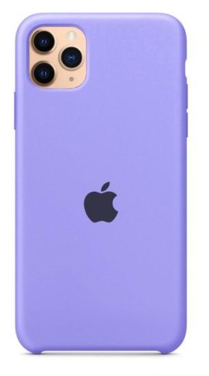 Capa Original Silicone Case IPhone 11 Pro Max Lilás SC-11PROMAX-LI