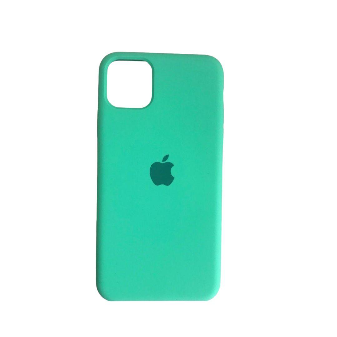 Capa Original Silicone Case IPhone 11 PRO Verde Claro SC-11PRO-VC