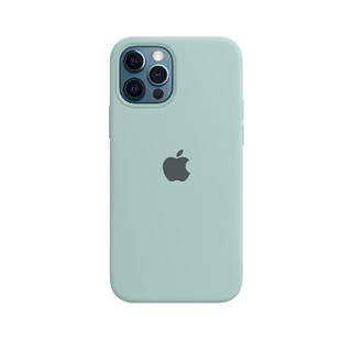 Capa Original Silicone Case IPhone 12PRO 6.1 Azul Claro SC-12PRO-6.1-ACL
