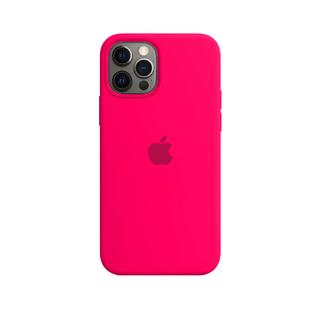 Capa Original Silicone Case IPhone 12PRO 6.1 Rosa Pink SC-12PRO-6.1-RP