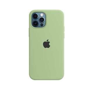 Capa Original Silicone Case IPhone 12PRO 6.1 Verde Cidreira SC-12PRO-6.1-VCI