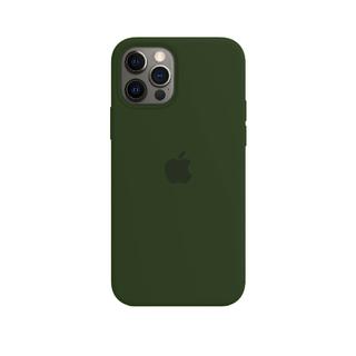 Capa Original Silicone Case IPhone 12PRO 6.1 Verde Musgo SC-12PRO-6.1-VMU