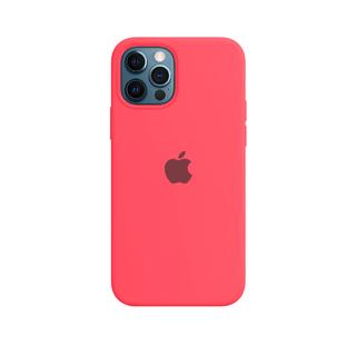 Capa Original Silicone Case IPhone 12PROMAX 6.7 Neon SC-12PROMAX-6.7-NE