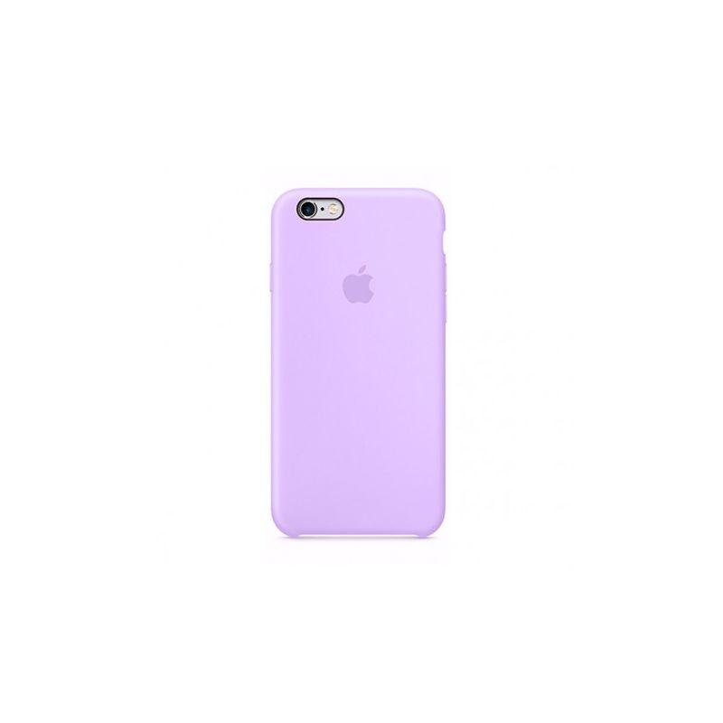 Capa Original Silicone Case IPhone 6/ 6s Lilás SC-I6-LI