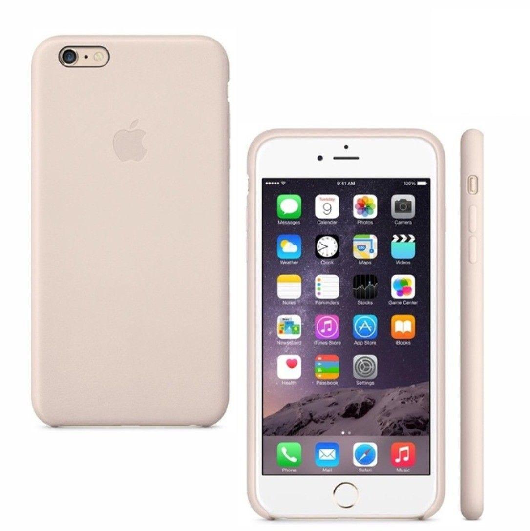 Capa Original Silicone Case IPhone 6/ 6s Nude SC-I6-NU