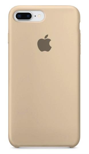 Capa Original Silicone Case IPhone 7/8 Plus Nude