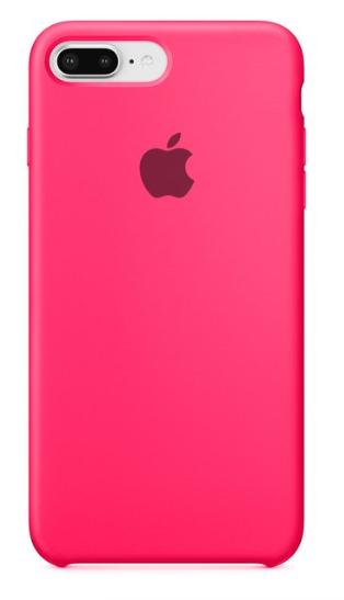 Capa Original Silicone Case IPhone 7/8 PLUS Rosa Pink