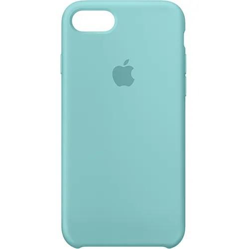 Capa Original Silicone Case IPhone 7/8 Verde Claro SC-I7-VC