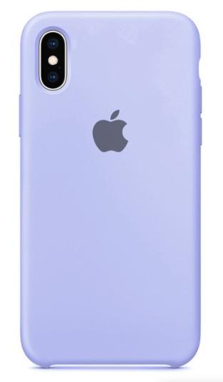 Capa Original Silicone Case IPhone X/XS Azul Claro SC-X/XS-AC