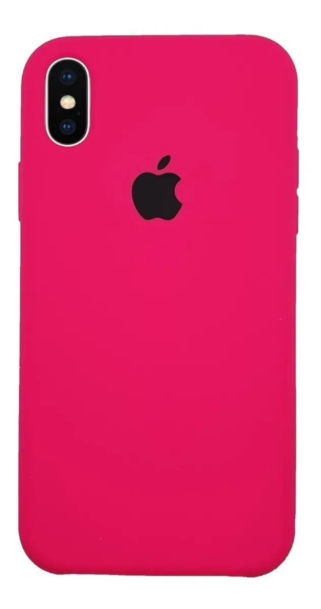 Capa Original Silicone Case IPhone X/XS Neon  SC-X/XS-NE