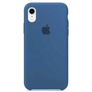 Capa Original Silicone Case IPhone XR Azul Bic SC-IXR-AZB