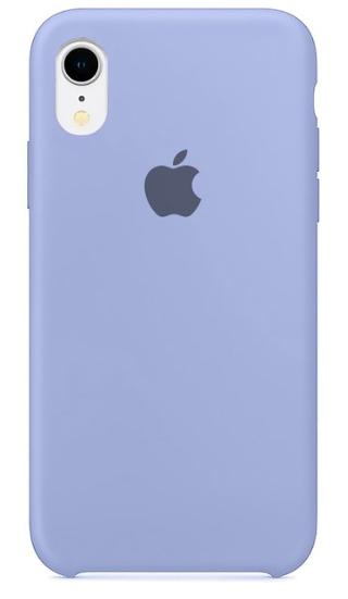 Capa Original Silicone Case IPhone XR Azul Claro SC-IXR-AC