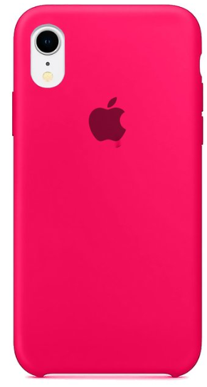 Capa Original Silicone Case IPhone XR Rosa Pink SC-IXR-RP