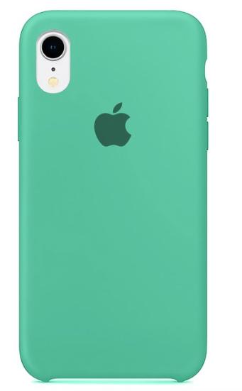 Capa Original Silicone Case IPhone XR Verde Claro SC-IXR-VC