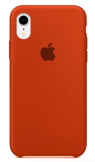 Capa Original Silicone Case IPhone XR Vermelha SC-IXR-VE