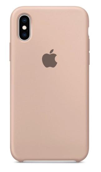 Capa Original Silicone Case IPhone XSMAX Nude SC-XSMAX-NU