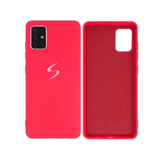 Capa Original Silicone Case Samsung A51 Rosa Pink SC-A51-RP