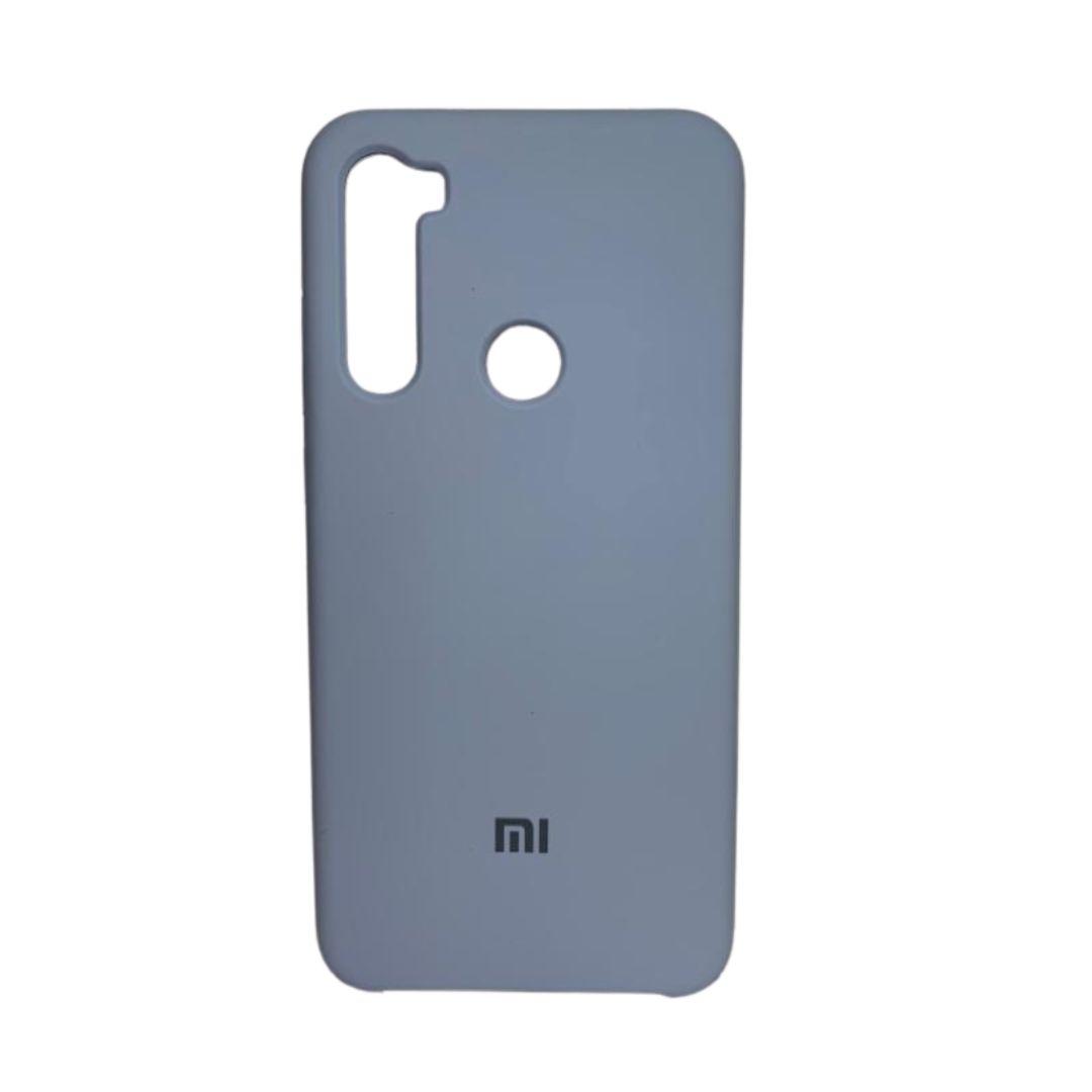Capa Original Silicone Case Xiaomi MI 8T Azul Claro SC-MI8T-AZC