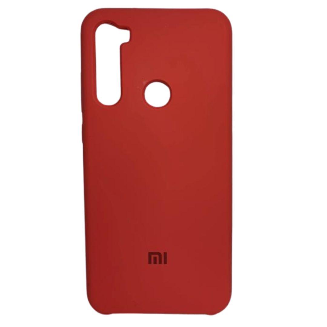 Capa Original Silicone Case Xiaomi MI 8T Bordô SC-MI8T-BO