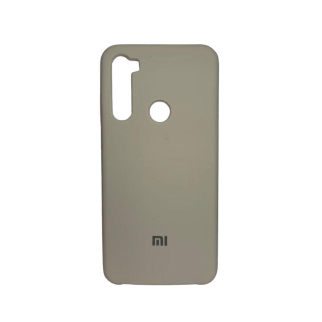 Capa Original Silicone Case Xiaomi MI 8T Branco Gelo SC-MI8T-BG