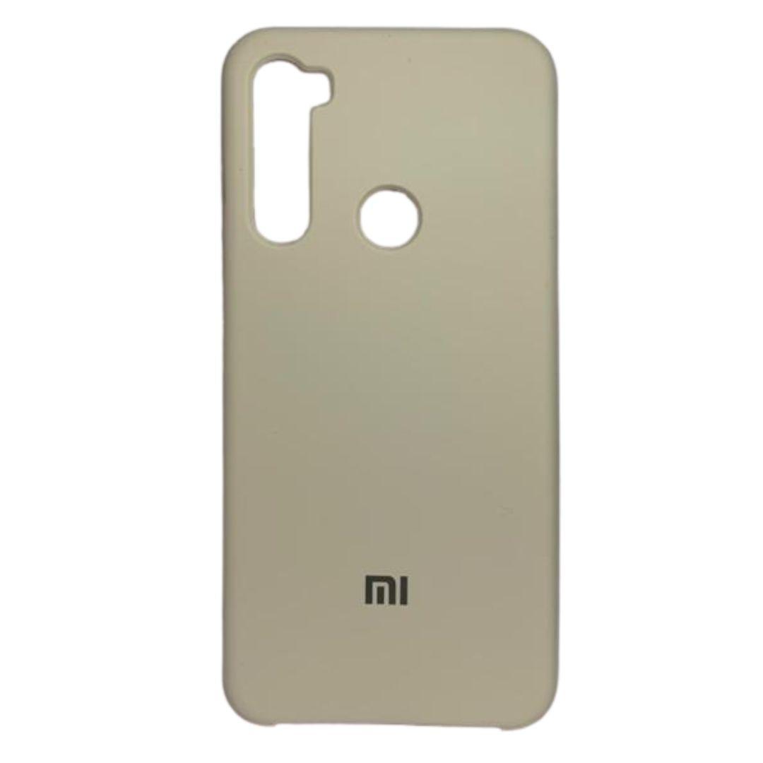Capa Original Silicone Case Xiaomi MI 8T Creme SC-MI8T-CR