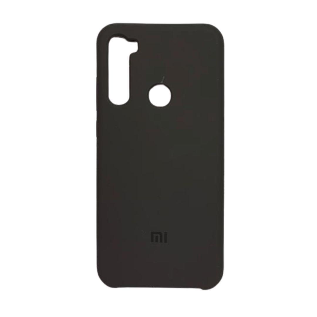 Capa Original Silicone Case Xiaomi MI 8T Grafite SC-MI8T-GR