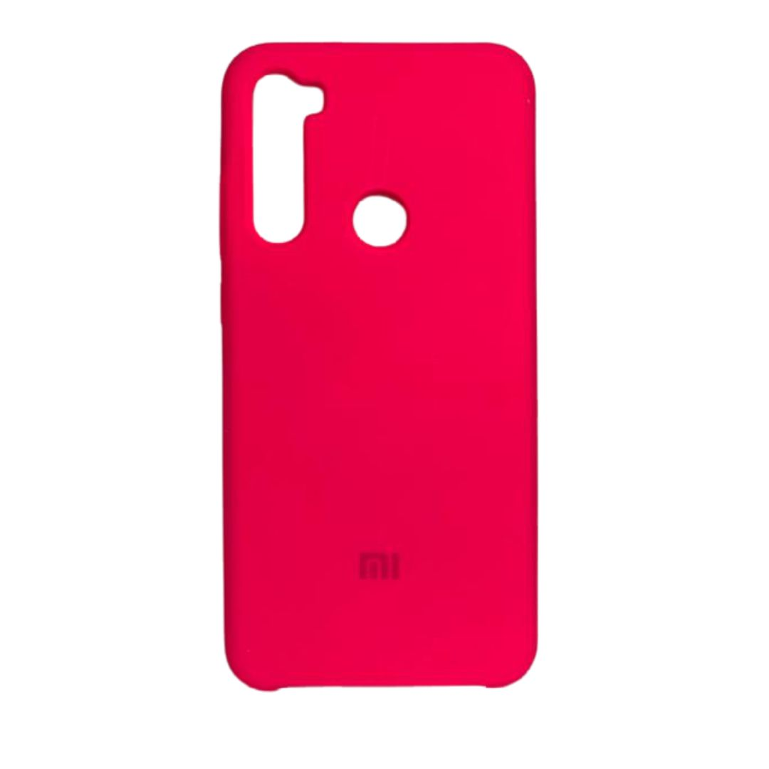 Capa Original Silicone Case Xiaomi MI 8T Rosa Pink SC-MI8T-RP