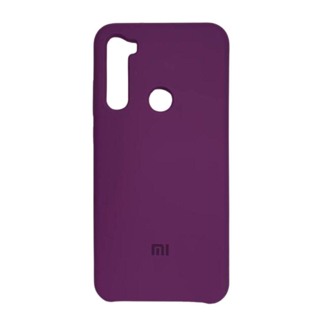 Capa Original Silicone Case Xiaomi MI 8T Roxo SC-MI8T-RO