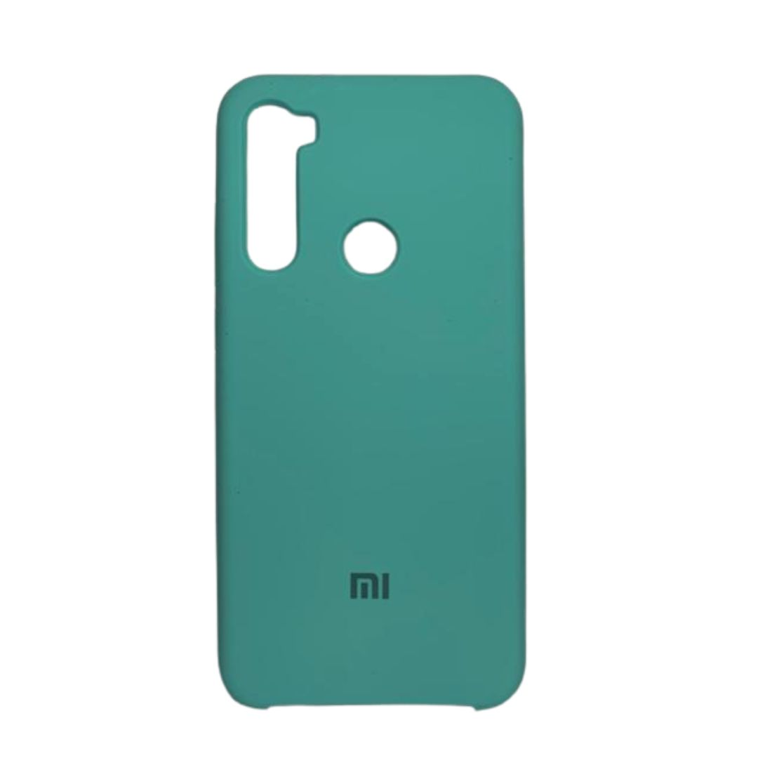 Capa Original Silicone Case Xiaomi MI 8T Verde Claro SC-MI8T-VC