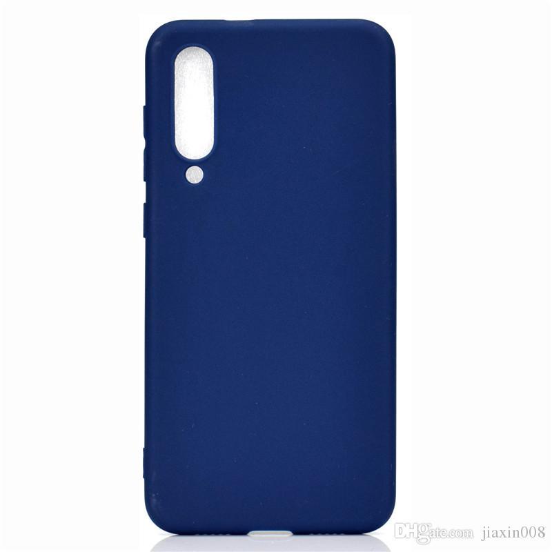 Capa Original Silicone Case Xiaomi MI 9 SE Azul Bic SC-MI9SE-AZB