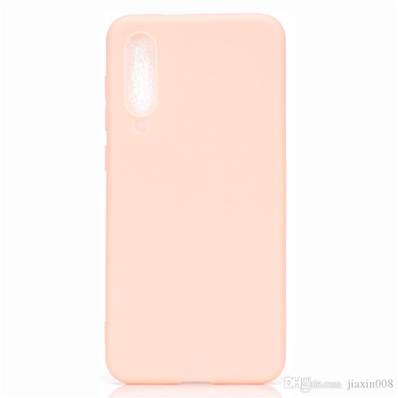 Capa Original Silicone Case Xiaomi MI 9 SE Rosa Bebê SC-MI9SE-RB