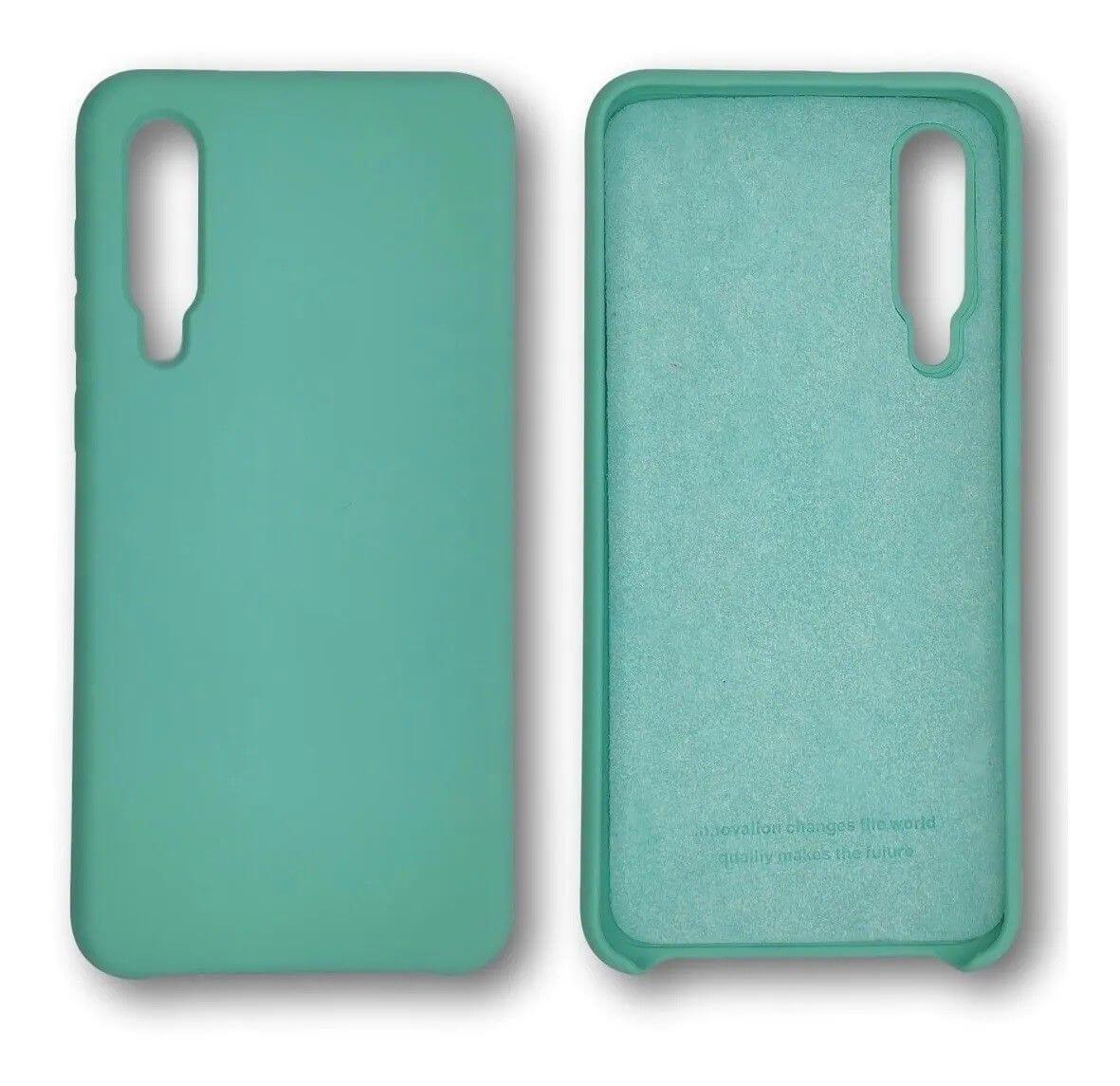 Capa Original Silicone Case Xiaomi MI 9 SE Verde Claro SC-MI9SE-VC