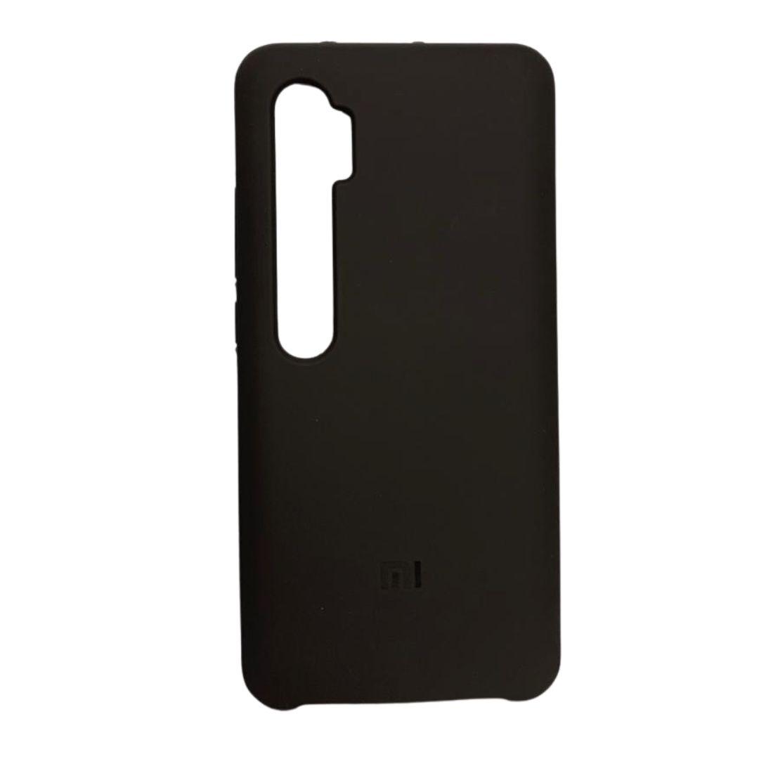 Capa Original Silicone Case Xiaomi Note 10 Pro Grafite SC-NOTE10PRO-GR