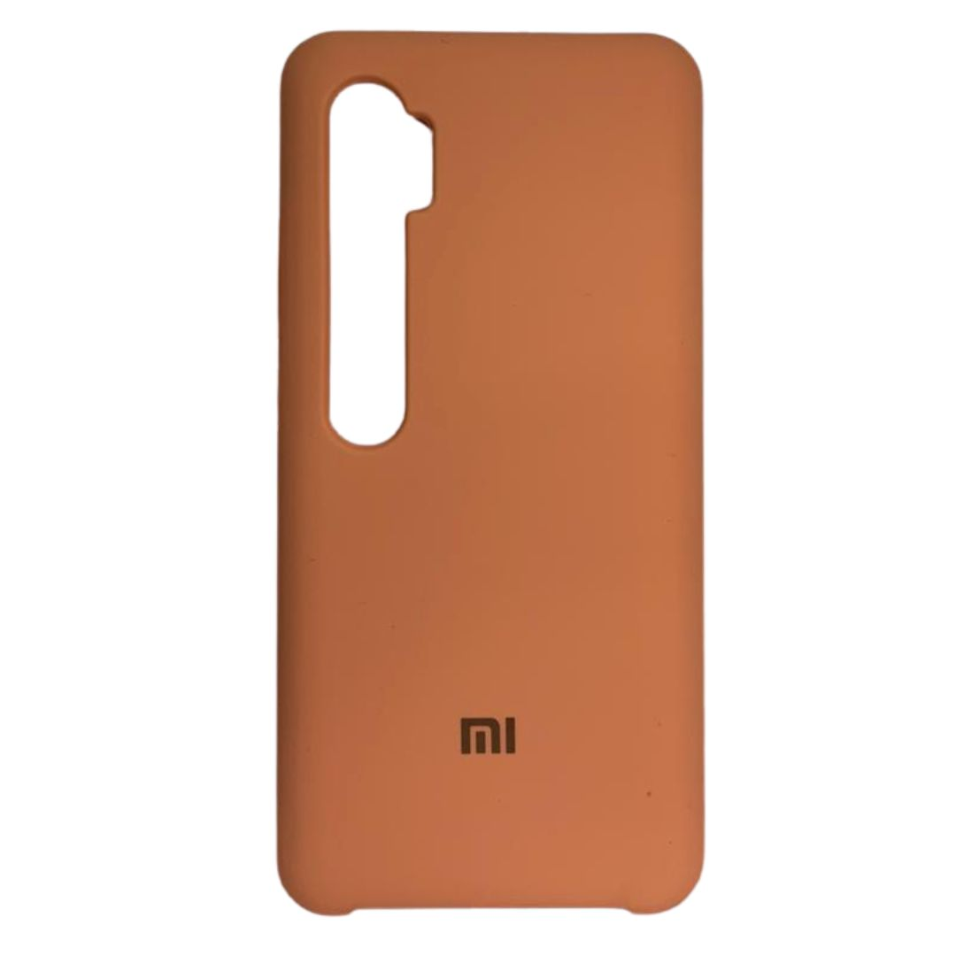 Capa Original Silicone Case Xiaomi Note 10 Pro Salmão SC-NOTE10PRO-SA