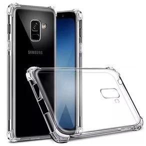 Capa Transparente Anti Impacto Samsung A6 2018