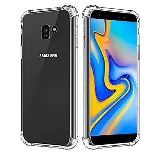 Capa Transparente Anti Impacto Samsung  CT-J4PLUS