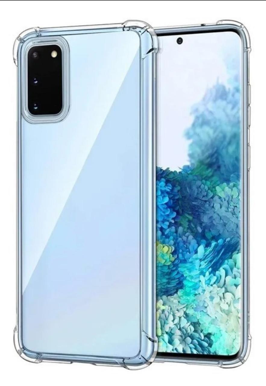 Capa Transparente Anti Impacto Samsung S10 LITE CT-S10LITE
