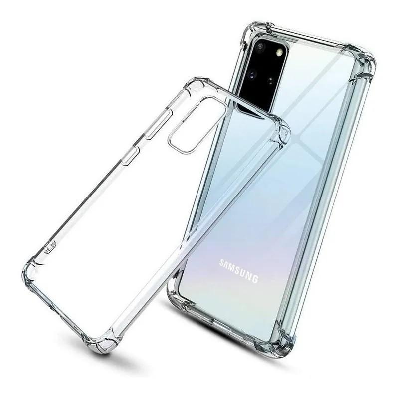 Capa Transparente Anti Impacto Samsung S20 Hrebos CT-S20