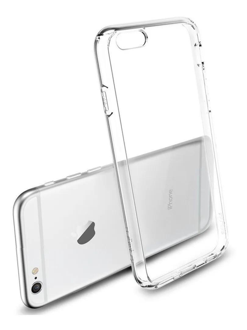 Capa Transparente Anti Impacto Iphone 6G/6S