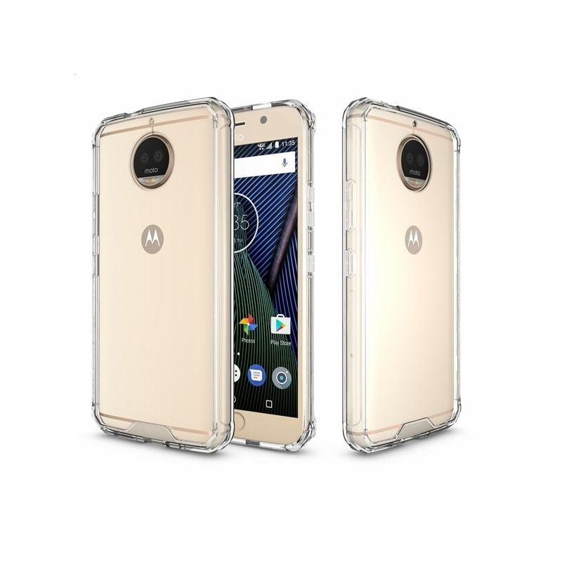Capa Transparente Anti Impacto  Motorola G5S PLUS CT-G5S PLUS