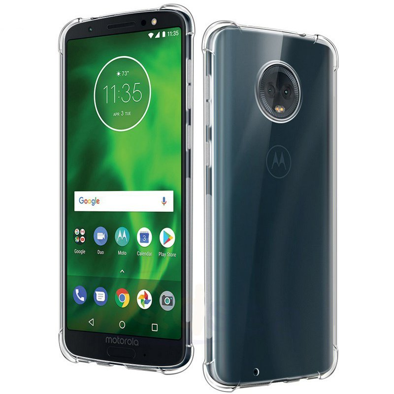 Capa Transparente Anti Impacto Motorola G6 PLUS CT-G6 PLUS
