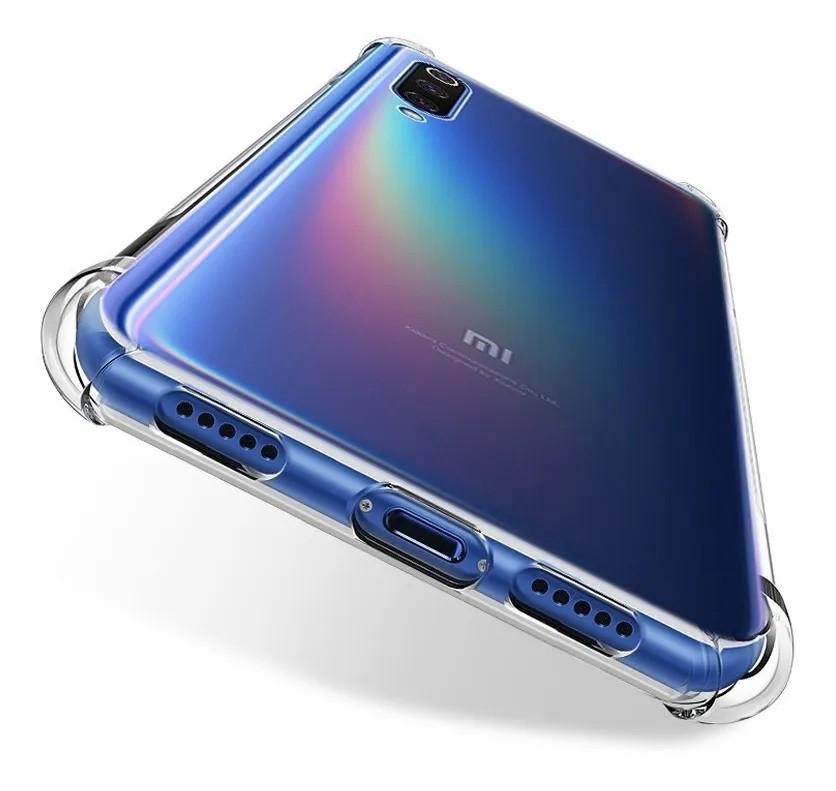 Capa Transparente Anti Impacto Xiaomi MI 9 CT-MI 9