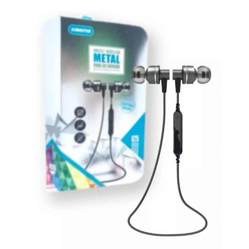 Fone de Ouvido Bluetooth Sports Kimaster K25/K26