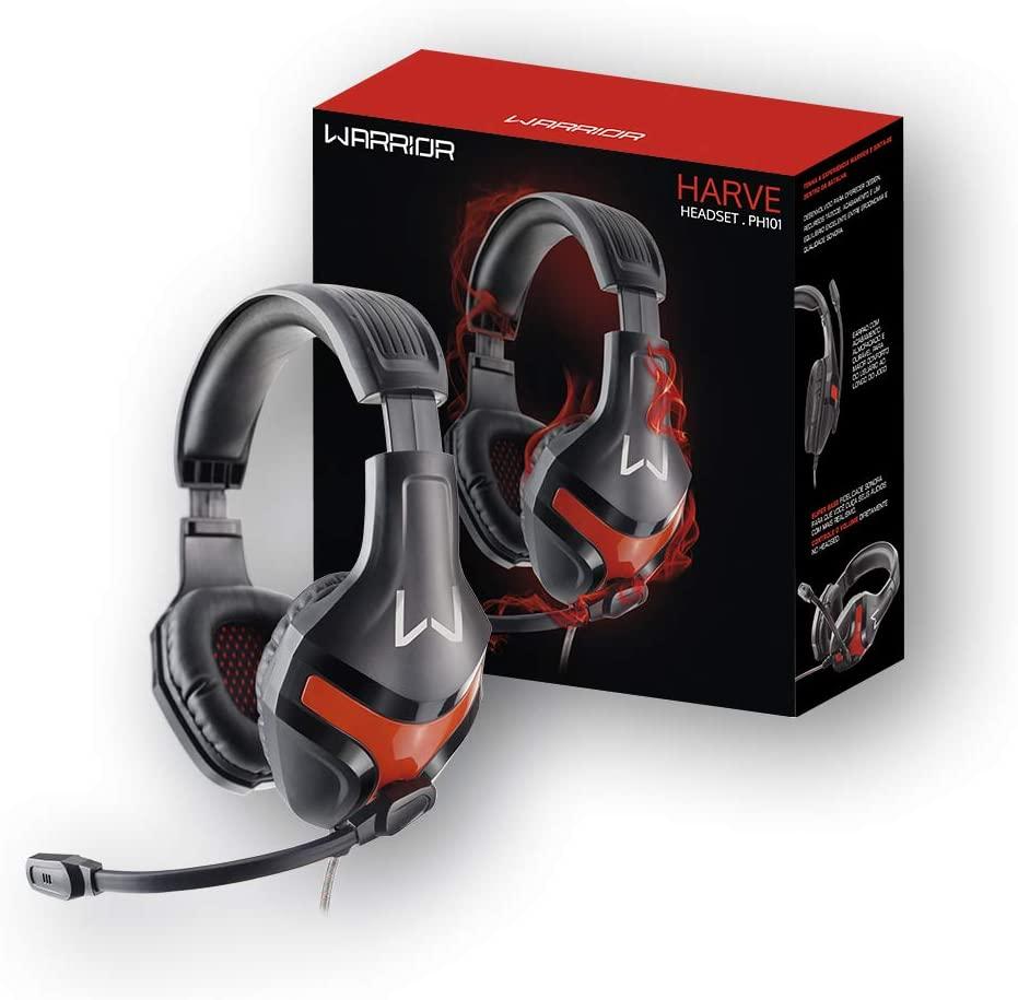 Fone De Ouvido P2 Headset Gamer Multilaser PH101