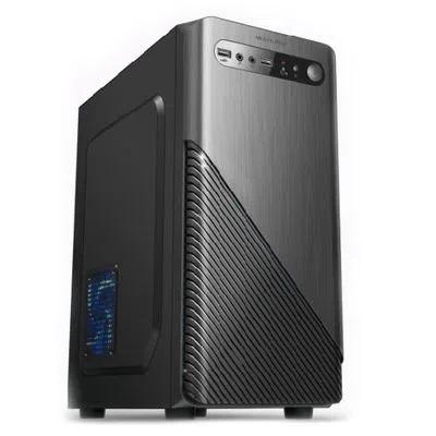 Gabinete Micro ATX 200W Preto Multilaser GA190