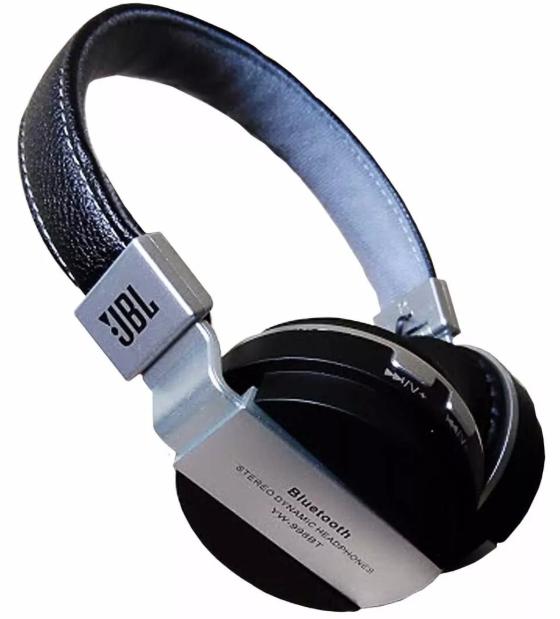 Headphone Bluetooth Extra Bass Plugx YX-19