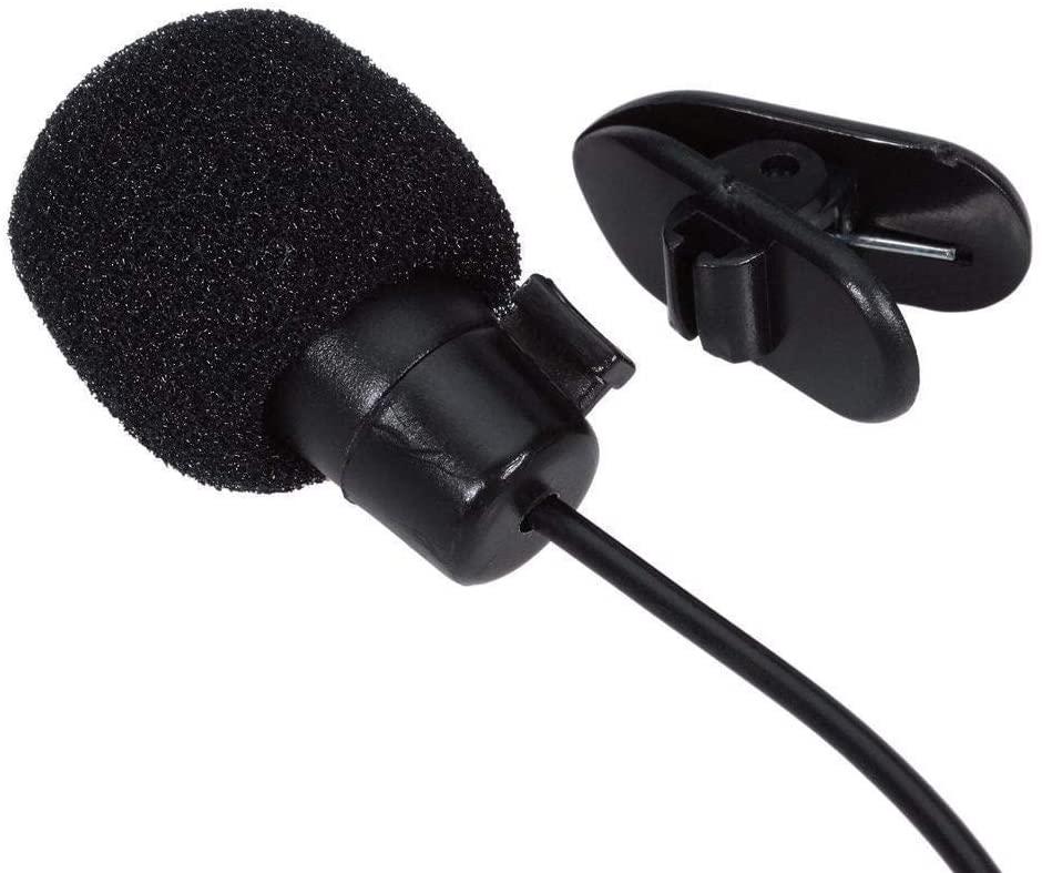 Microfone de Lapela Profissional YouTube TikTok