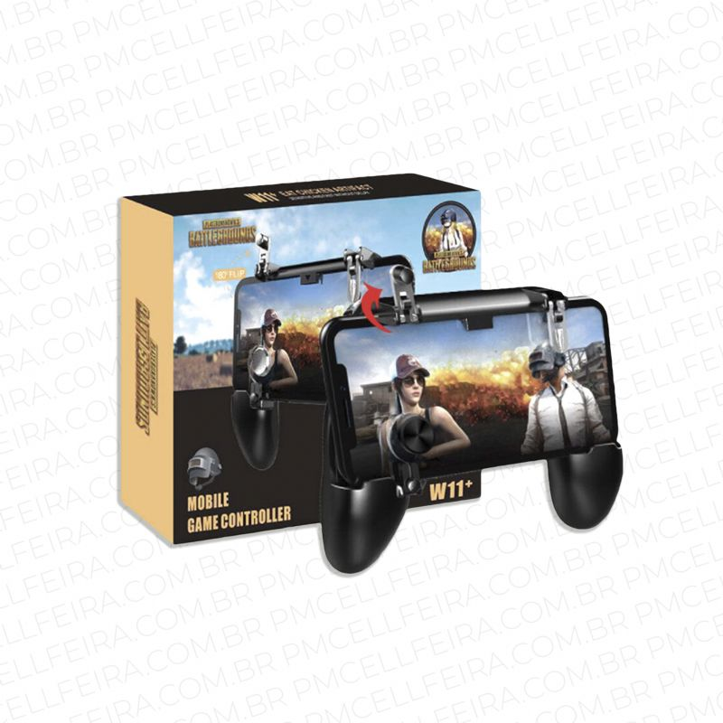 Mobile Game Controller MODEL-W11
